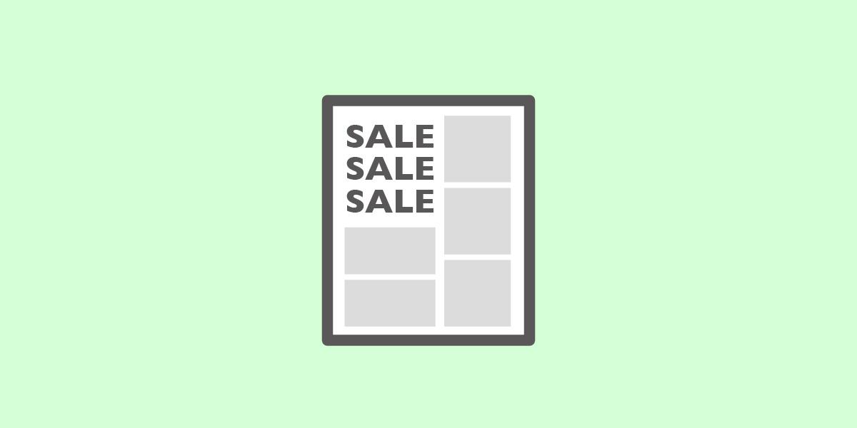 販売促進・方法ツールアイコン