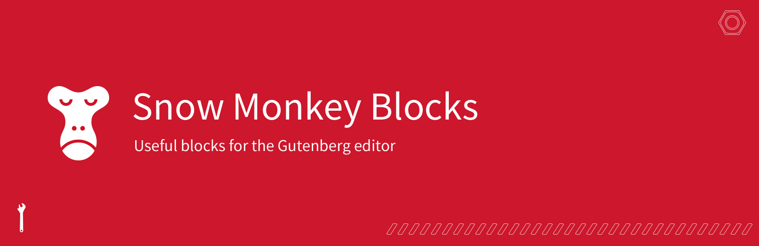 Snow Monkey Blocks バナー画像